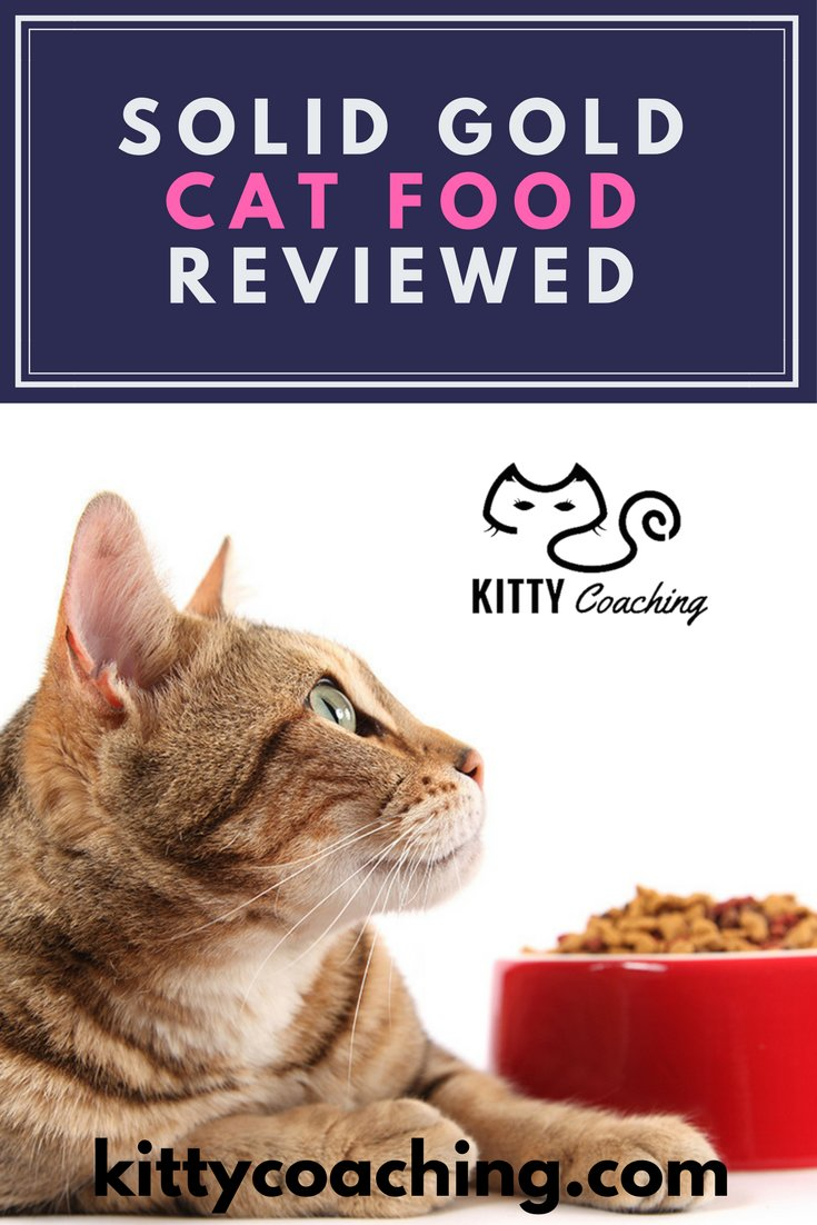 Solid Gold Cat Food Reviews from Kitty Coaching